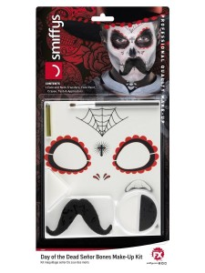 day of the dead senor bones make up kit alternative view6 2000x