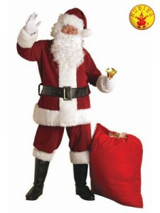 Regal Santa Suit 2XL