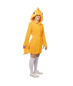 GOLD FISH COSTUME