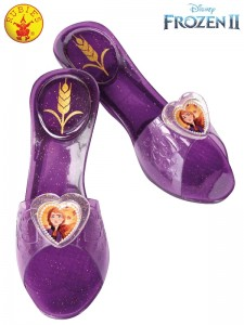 ANNA FROZEN 2 JELLY SHOES CHILD