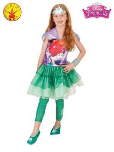ARIEL HOODED DRESS CHILD