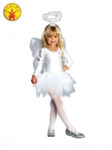 Angel costume kids