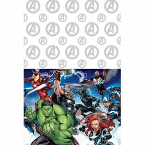 Avengers Epic Tablecover Plastic