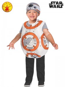 BB 8 COSTUME TODDLER