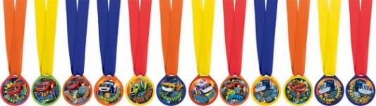 BLAZE MINI AWARD MEDAL FAVOR