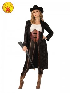 COWGIRL LADIES COSTUME ADULT