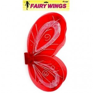 FAIRY WINGS RED