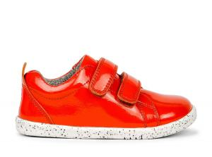 I Walk Waterproof Grass Court Sneaker Orange