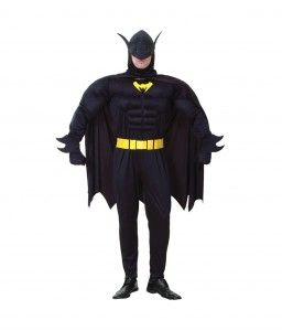 Muscle Batman Costume