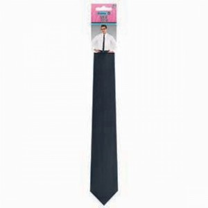 Narrow Tie Black