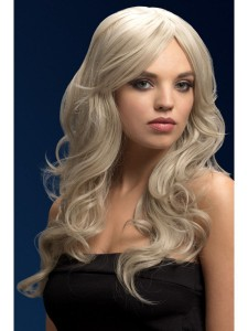 Silver Blonde Fever Nicole Wig