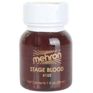Stage Blood Bright Arterial