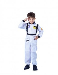 child astranout costume